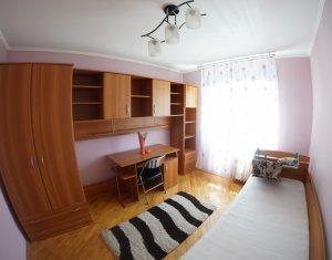 De vanzare apartament 3 camere, decomandat, 65 mp, Zorilor, Gheorghe Dima