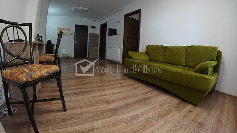 Exclusivitate! Inchiriere apartament 2 camere spatios, modern, terasa, Centru
