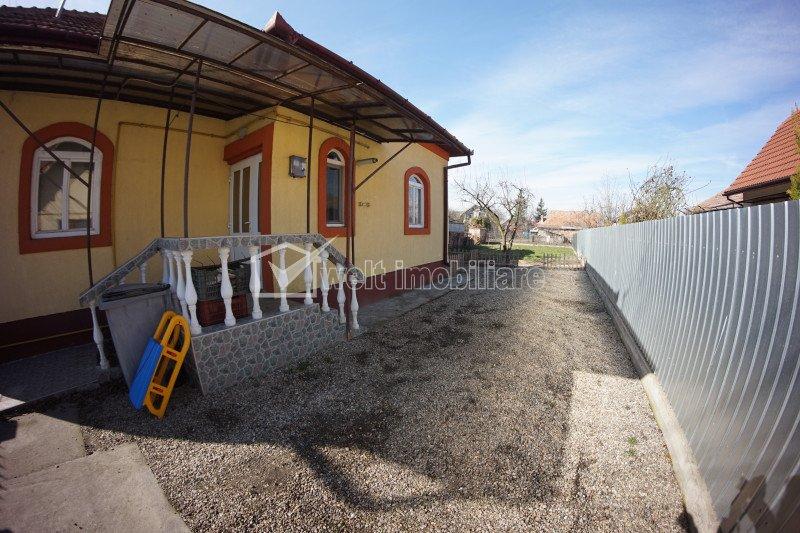Chirie Casa Sannicoara 50 mp utili 450 mp teren