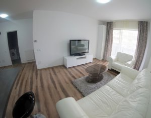 Inchiriere apartament 2 camere, Buna Ziua, bloc nou, prima inchiriere, garaj