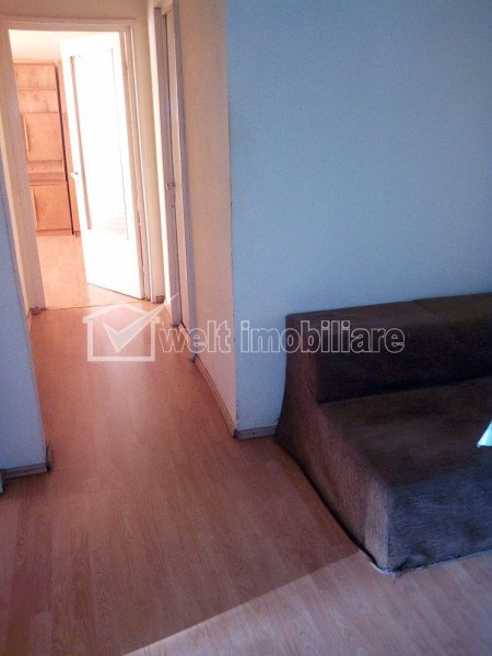 Apartament 2 camere, 53 mp, balcon, etaj 4/10, in Manastur, zona Mehedinti