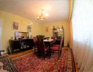 Apartament cu 4 camere, etaj 1, cartier, Manastur, zona Negoiu
