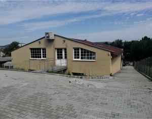 Sediu Firma 200 mp birou, 300 mp depozit, Someseni, zona industriala