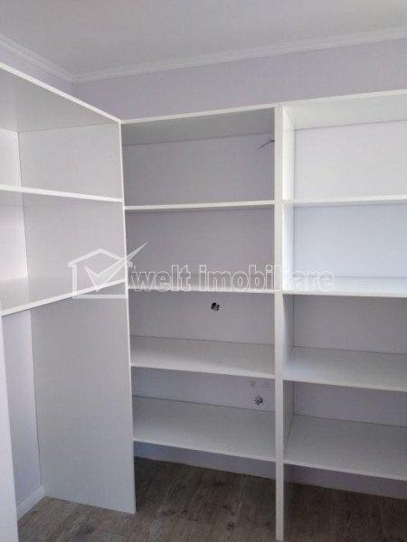 Vanzare apartament cu 3 camere finisat modern, Floresti, strada Stejarului
