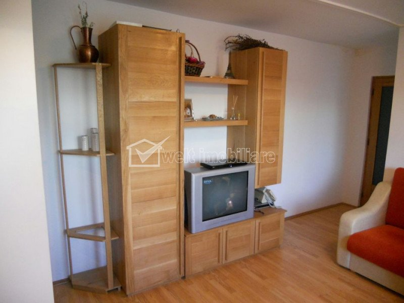 Apartament 3 camere, etaj intermediar, 45 mp, Gheorgheni