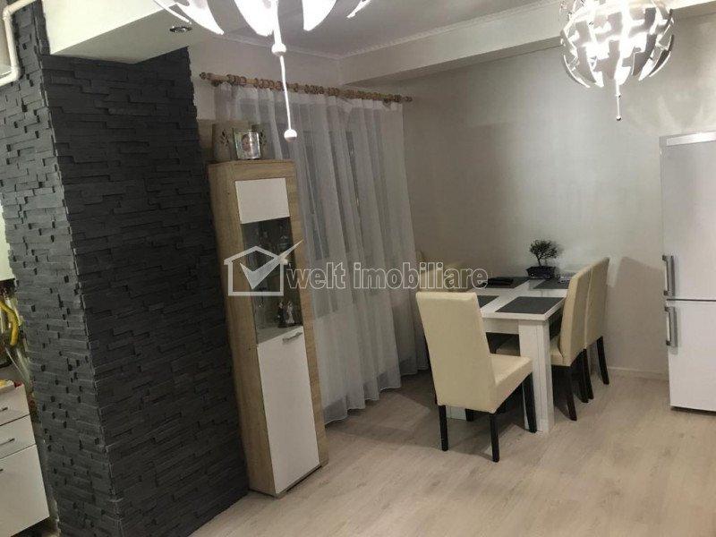 Apartament 3 camere, Edgar Quinet