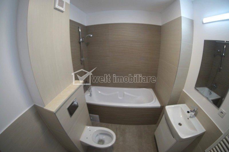 Inchiriere apartament 3 camere semidecomadat, situat in zona Marasti, imobil nou