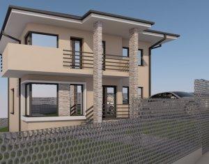 Complex de 12 imobile, 119mp, 360mp teren, liniste - panorama
