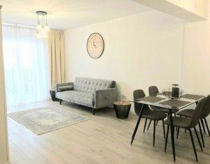 Apartament de lux 2 camere, balcon, mobilat si utilat, bloc nou, Intre Lacuri
