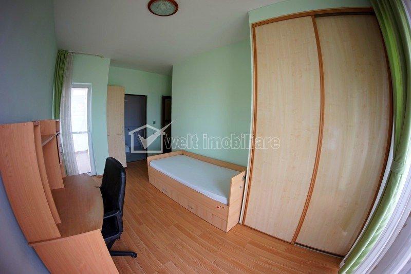 Apartament 5 camere, 131 mp, balcoane 30 mp, parcare subterana, boxa, in Zorilor