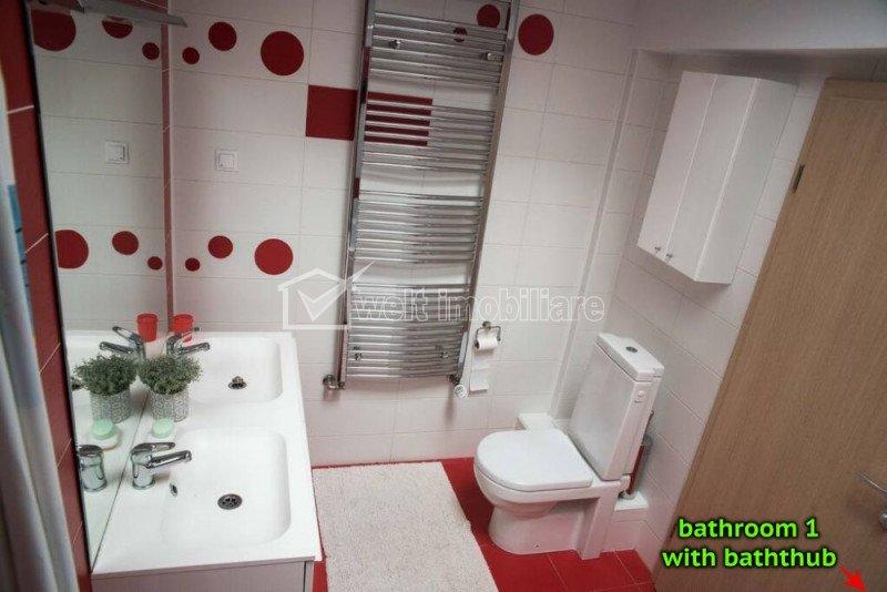 Appartement 4 chambres à louer dans Cluj-napoca, zone Intre Lacuri