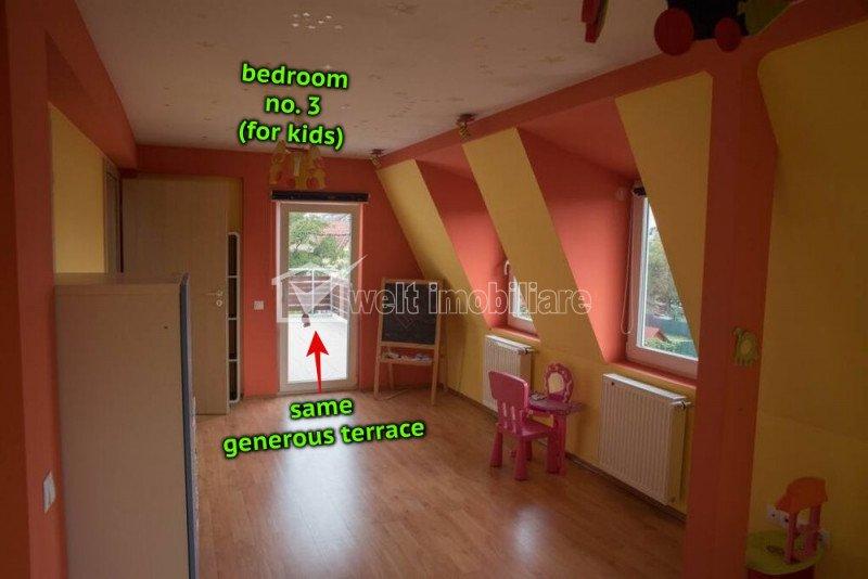 Apartment 4 rooms for rent in Cluj-napoca, zone Intre Lacuri