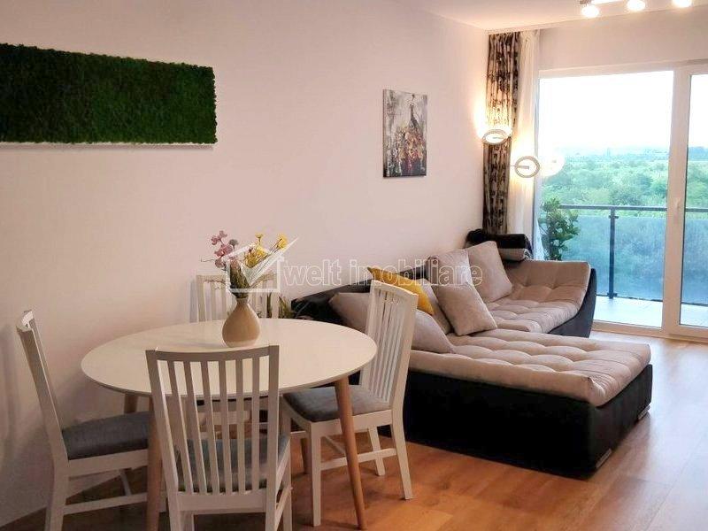 Oferta apartament 2 camere, parcare subterana, zona Soporului, ideal investitie