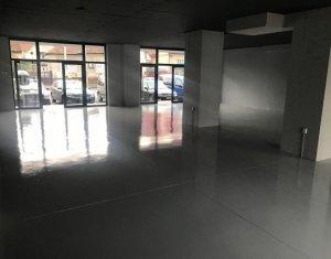Spatiu comercial 171mp open space, Calea Manastur, vad comercial
