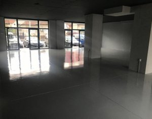 Commercial space for rent in Cluj Napoca, zone Manastur