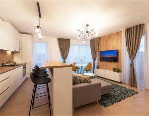Inchiriere apartament 3 camere, lux, garaj, Centru
