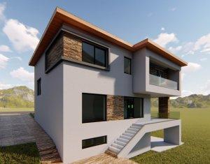 Vila ultramoderna 245 mp, 700mp teren, zona Faget