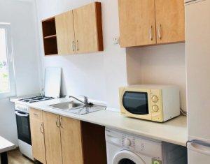 Apartament 2 camere, semidecomandat, Manastur, zona linistita