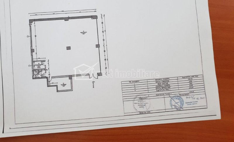 Commercial space for sale in Cluj-napoca, zone Dambul Rotund