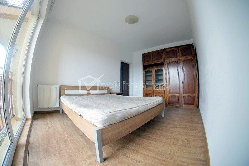 Apartament decomandat, zona linistita, 56mp, parcare cu C.F. Floresti