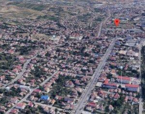 Teren cu casa demolabila/renovabila zona Dambu Rotund