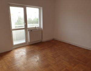 Apartament 3 camere, decomandat, renovat recent, mobilat, utilat, Plopilor
