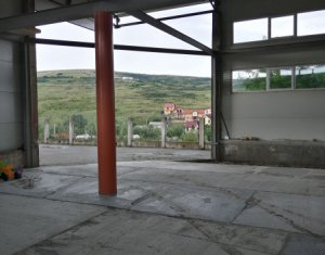 Inchiriere hala pe stuctura metalica, inchisa, 8 m inaltime 700 mp pe nivel