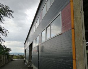 Industrial space for rent in Cluj Napoca, zone Iris