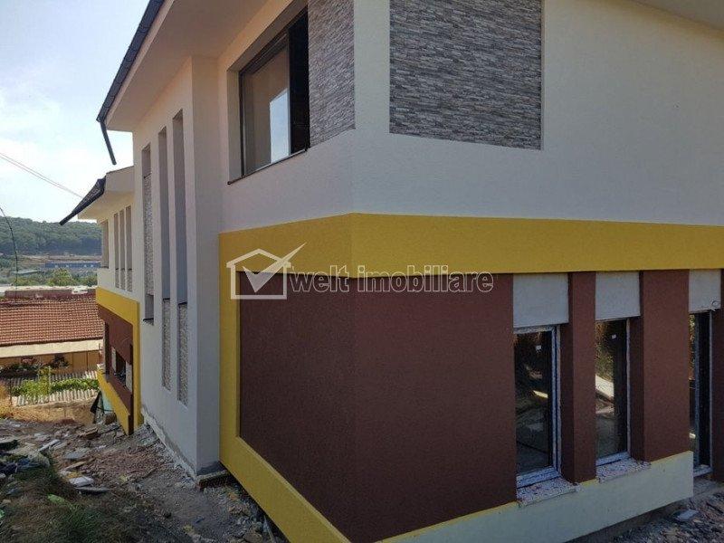 Vanzare casa tip duplex in cartierul Dambul Rotund