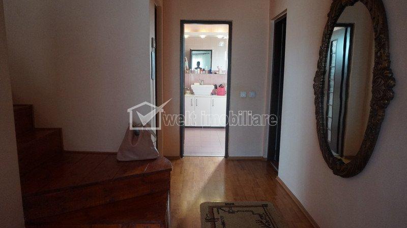 Apartament 5 camere, pe 2 nivele, imobil nou, Iris