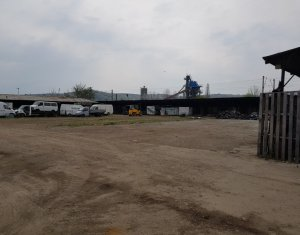 Teren functie industriala 6.150mp cu utilitati, de inchiriat, zona Aeroport!