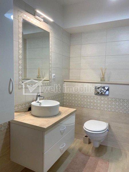 Oferta apartament 3 camere mobilat si utilat modern, parcare subterana, Marasti