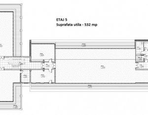 Spatiu de birou in cladire moderna, 250 mp, zona Tetarom, open space