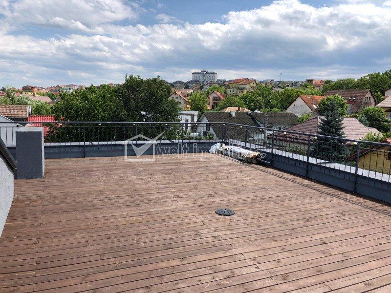 Inchiriere imobil de birouri in Andrei Muresanu, 138 mp, terasa, parcare