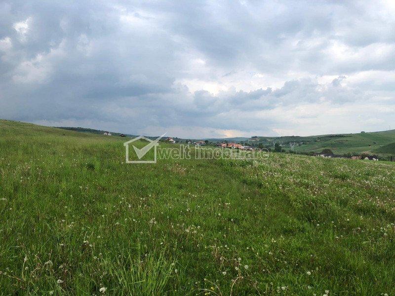 Teren de investitie in zona Popesti, 4300 mp, sau suprafata mai mare, 19 euro/mp