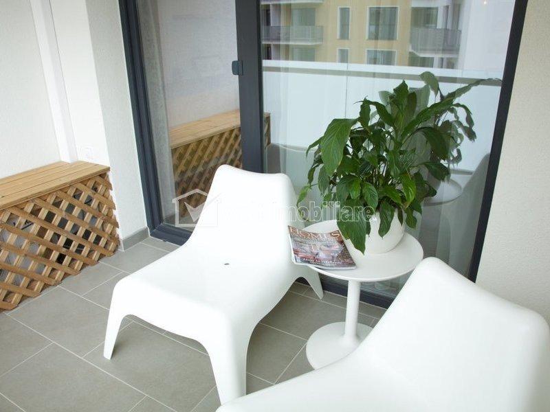 Inchiriere apartament de lux cu 2 camere in Platinia Shopping Center