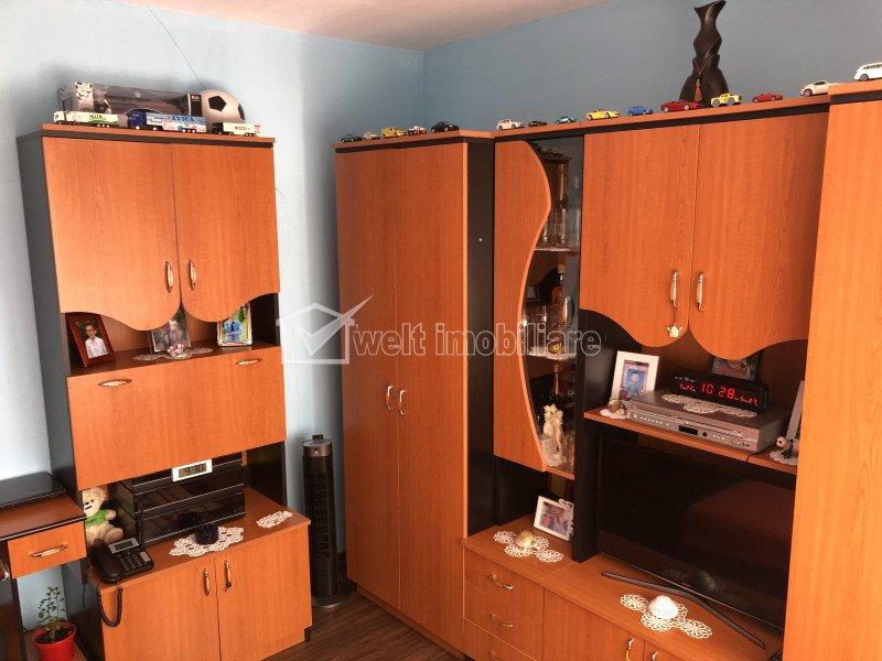 Vanzare apartament cu 3 camere, situat in Floresti, zona Terra