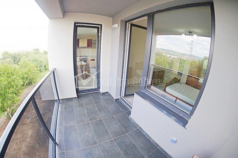 Apartament 2 camere, 56 mp, prima inchirere, Riverside Cluj (nou 2019)