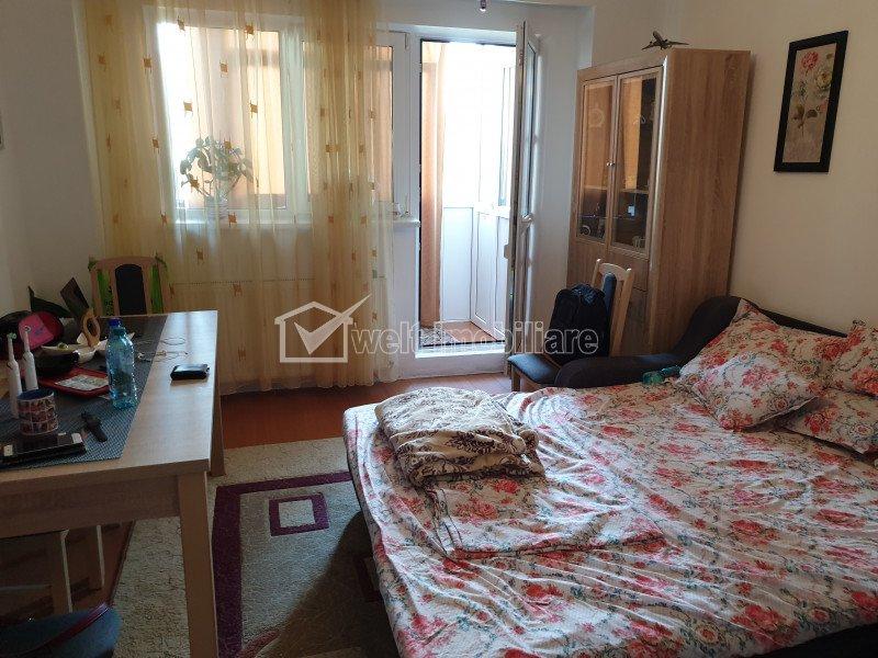 Apartament 2 camere, 45 mp, balcon, mobilat modern, zona Cinema Marasti