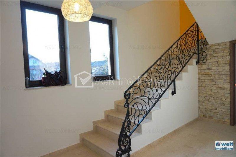 Inchiriere casa individuala, ultrafinisata, 8 camere, cartier Gheorgheni