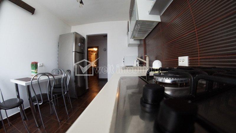 Apartament 2 camere decomandat 52mp cartier Buna Ziua zona Grand Hotel Italia