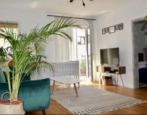 Apartament 2 camere, lux, garaj subteran, zona Regina Maria, Borhanci