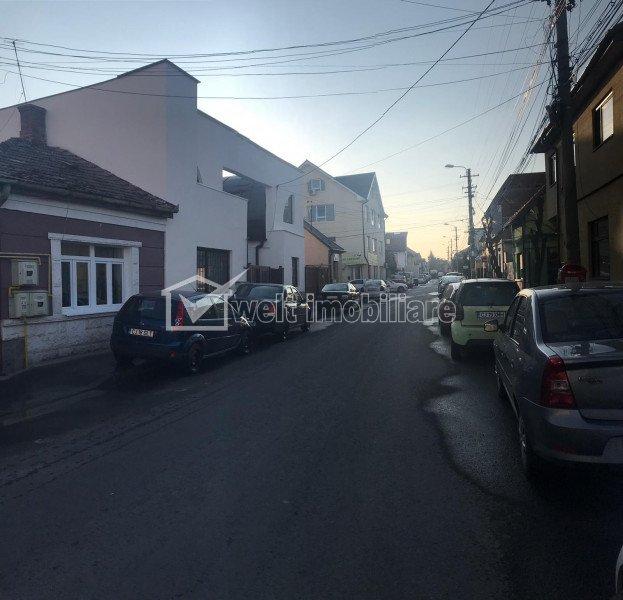Cladire birouri 250mp, curte proprie, Marasti