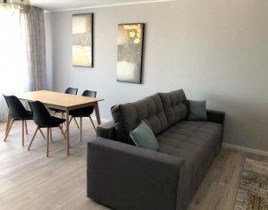 Apartament 2 camere superfinisat lux, zona semicentrala, piata 1 Mai