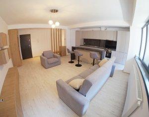 Apartament 2 camere, 60mp, ultrafinisat, semicentral, prima inchiriere