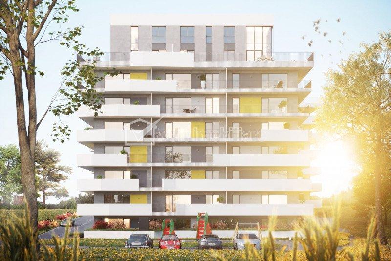 Apartamente 2 camere, imobil nou, zona Iulius Mall si Parc Gheorgheni!