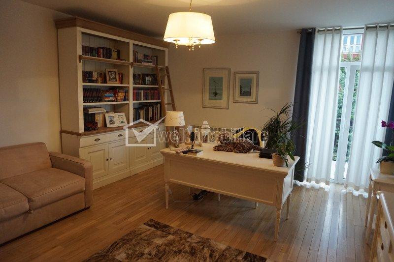 Casa in Buna Ziua, 434 mp, 4 dormitoare, garaj, ultrafinisat
