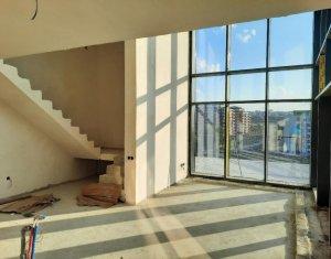 Penthouse 4 cam., aproape de Iulius Mall, dispus pe 2 nivele, terasa generoase !