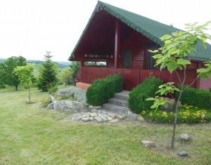 Vanzare cabana Sannicoara, teren 5800 mp