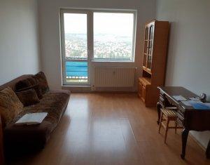 Apartament spatios cu o camera, mobilat, utilat, Gruia, zona stadionului CFR